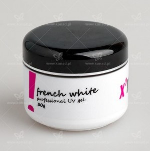 X'NAILS French White 30g